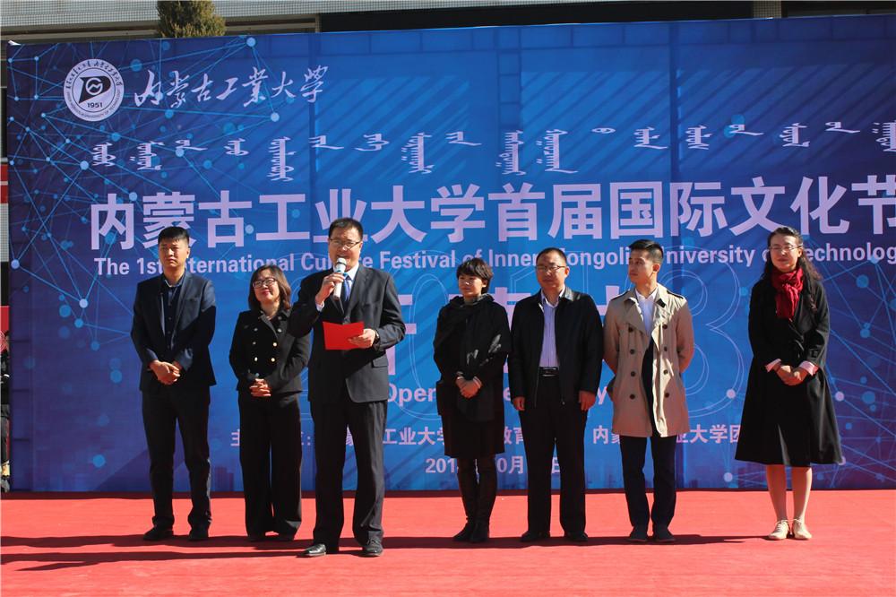 我校举办首届国际文化节